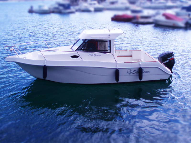 750 Fisher Pro